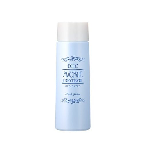 Nước hoa hồng trị mụn DHC Acne Control 3