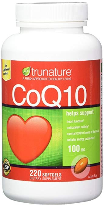 Trunature CoQ10 100 mg