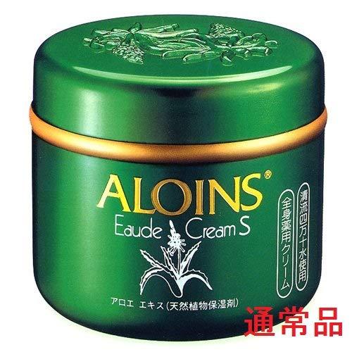 Kem lô hội Nhật Bản Aloins Eaude Cream S