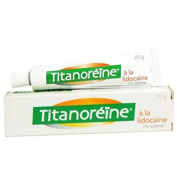 bôi trĩ Titanoreine