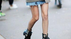 Top 10 kiểu quần tất lưới đẹp dành cho nữ 11