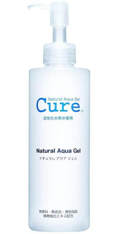 Review - Tẩy da chết cure , tẩy tế bào chết cure natural aqua gel có tốt không? 1
