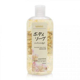 Sữa tắm Miniso Nhật bản 1