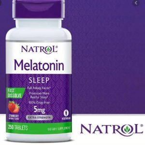 Viên ngậm ngủ ngon Natrol Melatonin Sleep có tốt không?