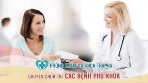Phòng khám phụ khoa Thái Hà là điểm đến tin cậy đầu tiên không thể bỏ qua