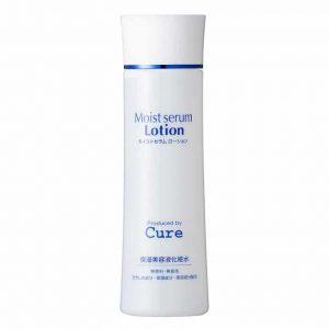 Nước hoa hồng cure moist serum lotion