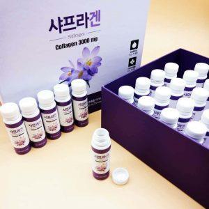 Các câu hỏi thường gặp về sản phẩm nước uống nhụy hoa nghệ tây Saffron Collagen