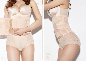 Đai nịt bụng giảm mỡ eo sau khi sinh – Hàn quốc
