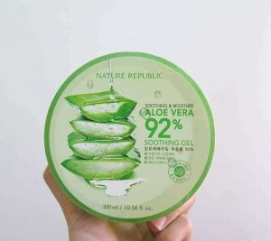 gel lô hôi Nature Republic