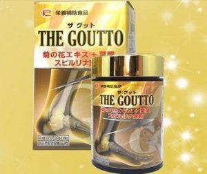 Top 10 thuốc trị Gout ngoại nhập hỗ trợ điều trị hiệu quả 1