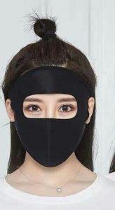 khẩu trang ninja chống nắng