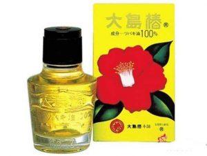 Dầu dưỡng tóc tinh dầu hoa trà Oshima Nhật Bản
