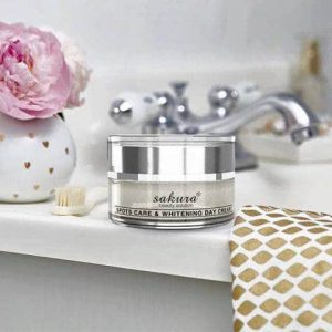 Sakura Spots Care & Whitening Day Cream
