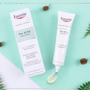 Trị Mụn Eucerin Pro Acne Solution