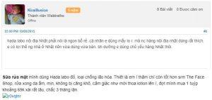 Review tại Webtretho