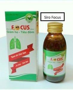siro focus