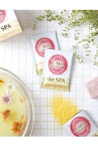 Bột tắm trắng Be - Max The Spa Professional