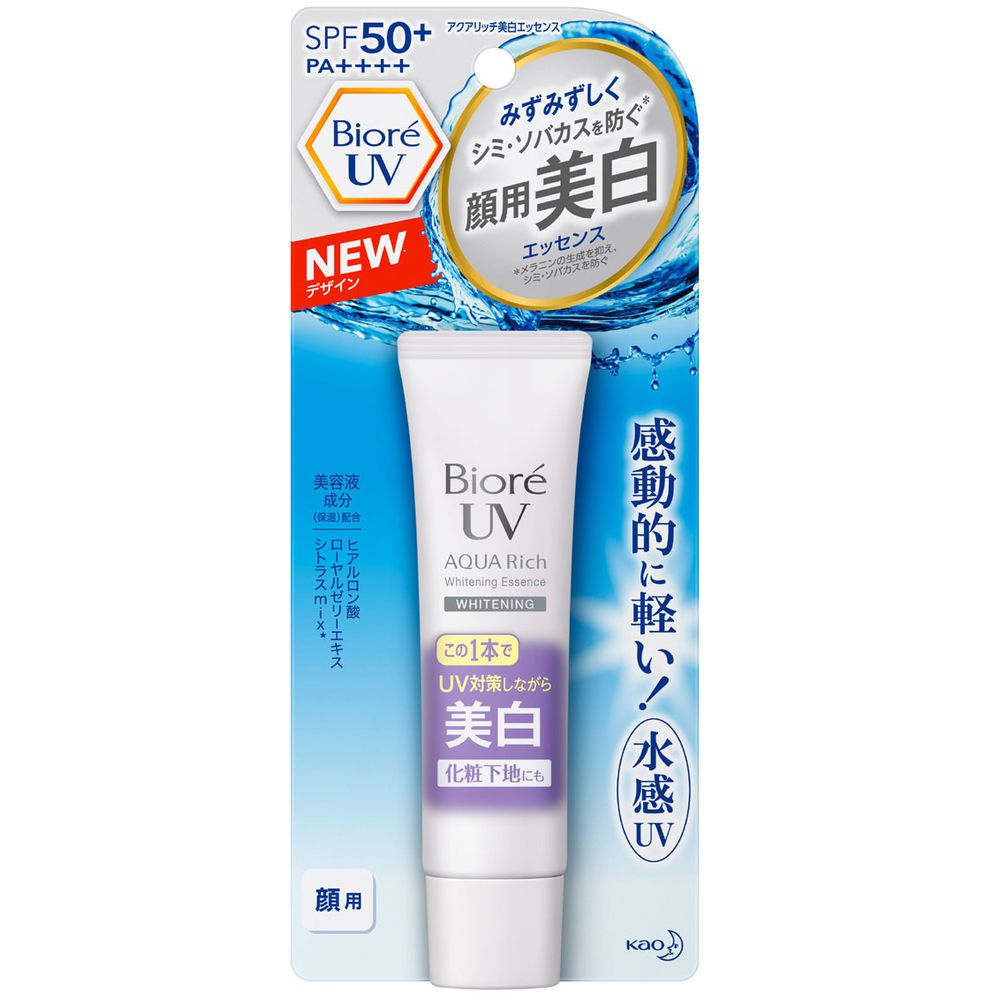 Kem Biore UV Aqua Rich Whitening Essence