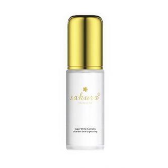 Tinh Chất Dưỡng Trắng Da Ngày Đêm Sakura Super White Complex Excellent Skin Lightening