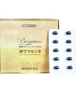 Viên uống nhau thai lên men Premium SP 11000mg