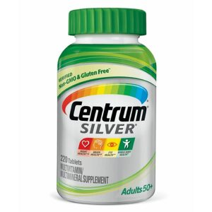 Vitamin Tổng Hợp Centrum Silver Multivitamin Adults 50 +
