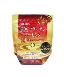 giới thiệu Collagen nhau thai heo Orihiro 60000mg