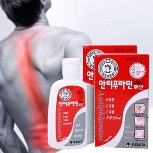 công dụng Dầu Nóng Hàn Quốc Antiphlamine