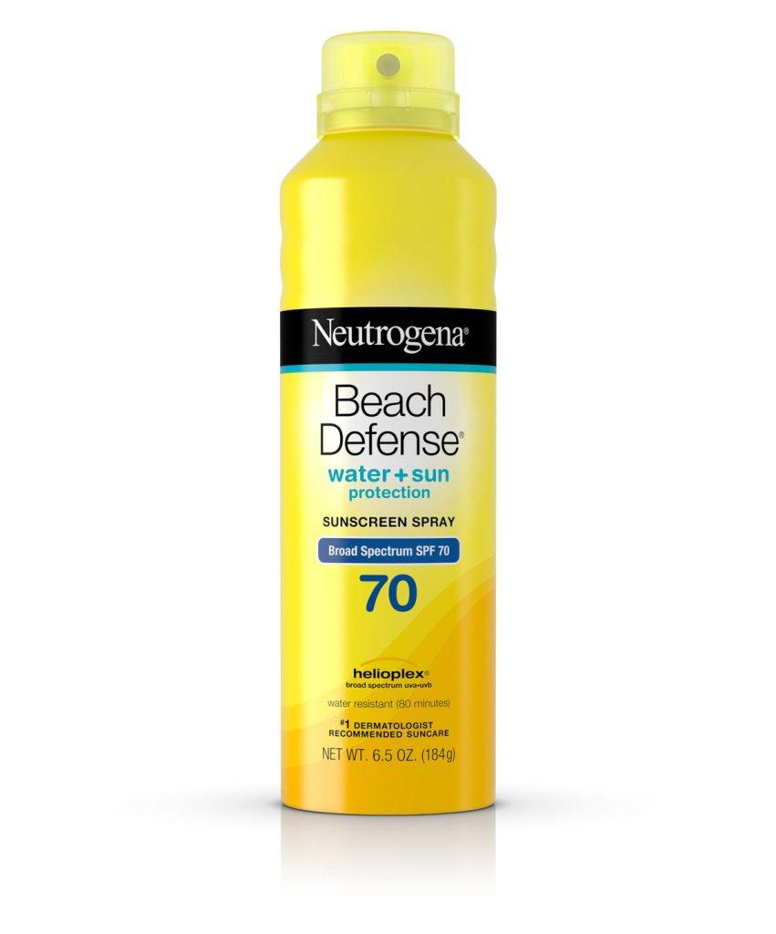 Kem chống nắng Neutrogena dạng xịt của Mỹ