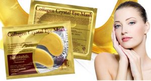 Mặt nạ mắt Collagen Crystal Eye Mask