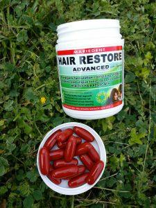 Thuốc mọc tóc Hair Restore Advanced của Úc