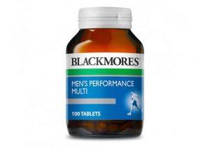 Viên uống Blackmores Men's Performance Multi