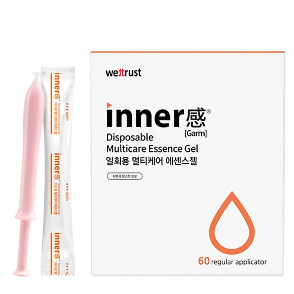 thong tin Wettrust Innergarm Disposable Multicare Essence Gel