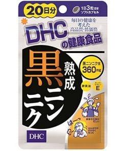 công dụng tỏi đen DHC