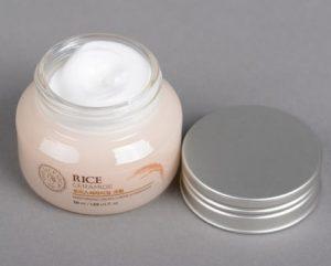 Kem dưỡng ẩm The Face Shop Rice & Ceramide Moisture Cream