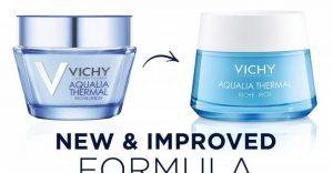 Kem dưỡng cấp nước Vichy Aqualia Thermal