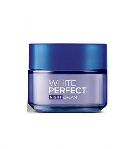 Kem dưỡng trắng da L'oreal White Perfect của Pháp