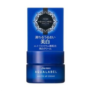 Kem dưỡng trắng da dành cho da nhờn, da hỗn hợp Shiseido Aqualabel White Up Cream