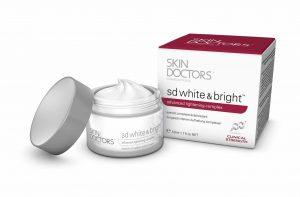 Kem dưỡng trắng da mặt chống lão hóa Doctors SD White & Bright