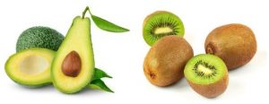 Mặt nạ bơ kết hợp kiwi