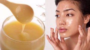 Mặt nạ sữa chua với sữa ong chúa