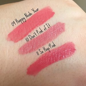 Son Bourjois Rouge Edition Velvet Don't So Happink màu 11