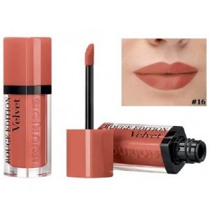 Son Bourjois Rouge Edition Velvet Honey Mood màu 16