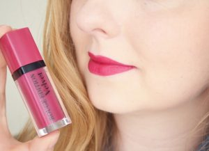 Son Bourjois Rouge Edition Velvet Plum Plum Girl màu 14