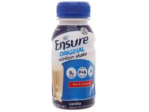 10 shop bán sữa ensure original chính hãng