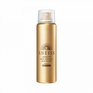 Anessa Perfect UV Spray Sunscreen Aqua Booster SPF 50+ PA++++