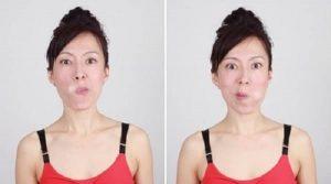 Bài tập Yoga giảm mỡ mặt Jivha Bandha