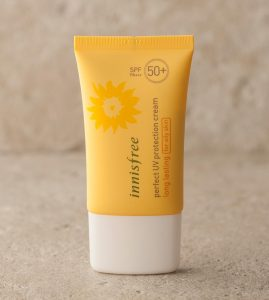 Innisfree UV Perfect UV Protection Cream Long Lasting For Oily Skin