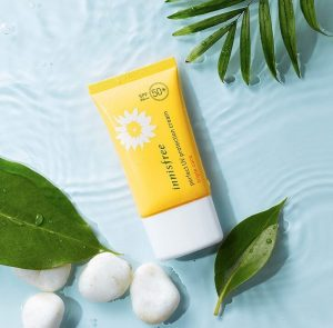 Innisfree UV Perfect UV Protection Cream Triple Care