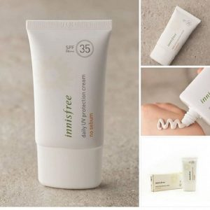 Innisfree UV Protection Cream No Sebum SPF35/PA+++