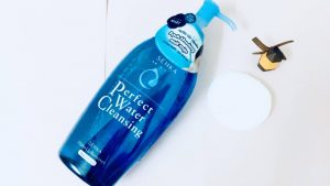 Nước tẩy trang Senka Perfect Water Cleansing 300ml